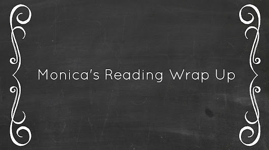 June Reading Wrap Up 2017