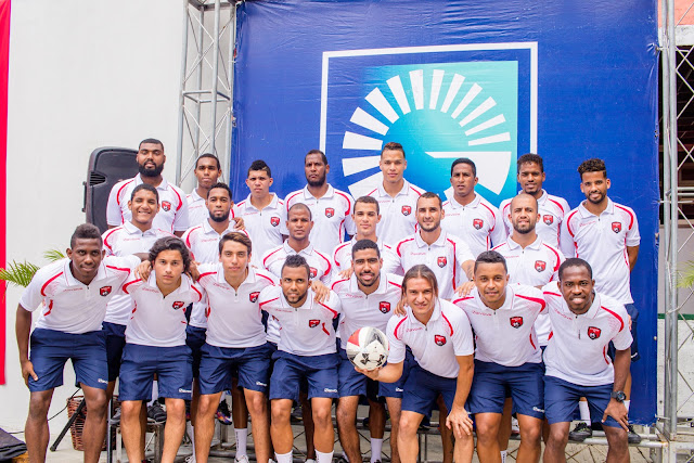 Bauger FC presenta plantel para LDF 2017