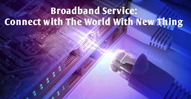 Mobile Broadband Service