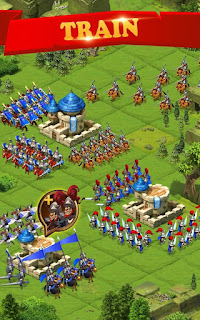 Royal Empire: Realm of War v1.5.2 Apk