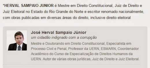 HERVAL SAMPAIO JUNIOR