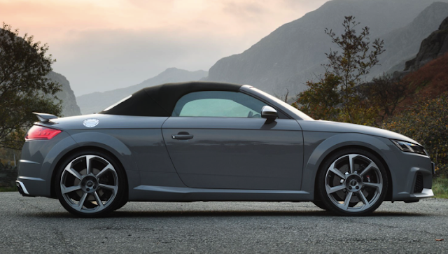 First Drive: 2019 Audi TT RS roadster Review Car and Driver