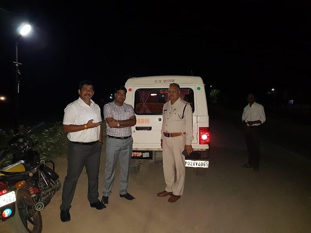 बैंक ड्यूटी लिखी बोलेरो में किसके थे साढे 8 लाख रु..? पुलिस कार्रवाई से नाराज भाजपा विधायक भी पहुच गए थाने.. !