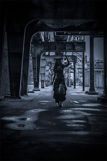 Steampunk Faun | Photo: Sylvia Welter | www.zeitunschaerfe.de