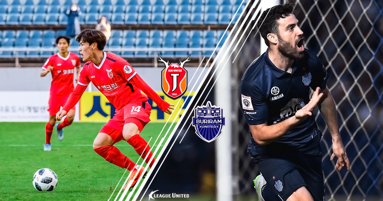 Jeju United vs Buriram United AFC Champions League Group Stage Preview