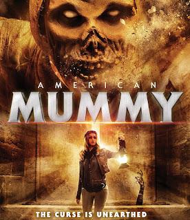 American Mummy Blu-Ray