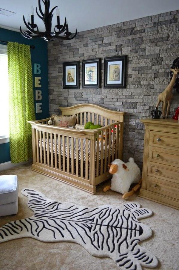 Ideas para decorar un cuarto de bebé - Ideas para decorar dormitorios