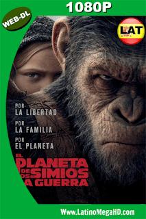 El Planeta De Los Simios: La Guerra (2017) Latino HD WEB-DL 1080P - 2017