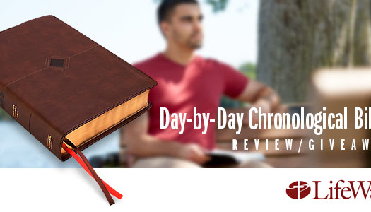 "Read the Bible in a Year with ""The CSB Day-by-Day Chronological Bible""! (GIVEAWAY)"