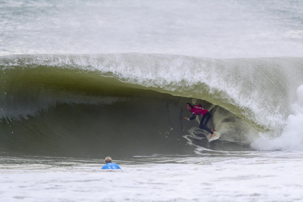 8 Jordy SMith rip curl pro portugal foto WSL Kelly Cestari