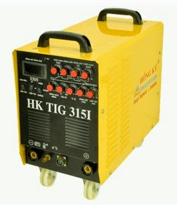 Hình ảnh máy hàn tig Hồng Ký HK TIG 315I