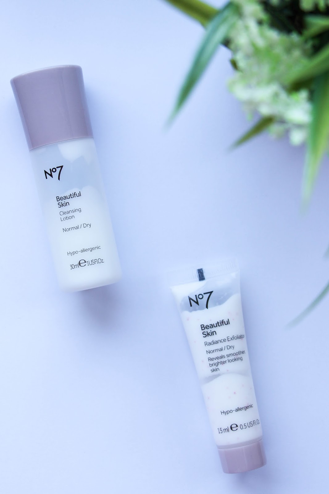 No 7 skin care products