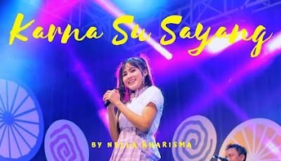 Download Lagu Nella Kharisma Karna Su Sayang Mp3 Koplo Janduth Terbaru