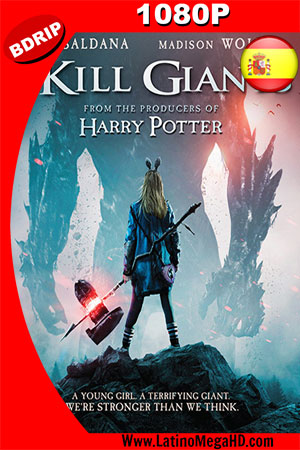 I Kill Giants (2017) Castellano HD BDRIP 1080P ()