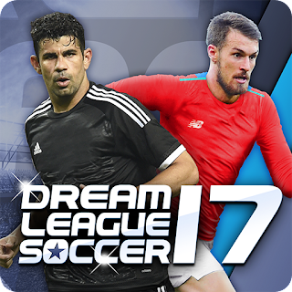 pada kesempatan kali ini admin akan membagikan sebuah game android mod terbaru yang berge Dream League Soccer 2017 v5.057 Mod Apk (Unlimited Money)