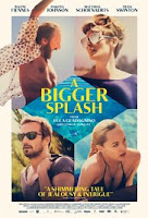 A Bigger Splash (2016) - Poster