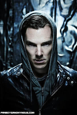 Benedict Cumberbatch Khan from Star Trek Into Darkness top ten in worlds sexiest men poll