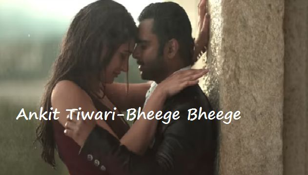 Bheege Bheege Guitar Chords with Lyrics Strumming Pattern | Ankit Tiwari, Sunidhi Chauhan