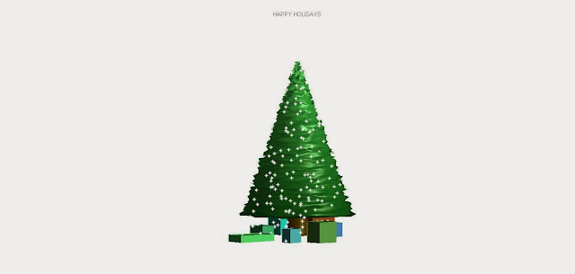 Matlab Christmas Tree Plot- Merry Christmas- Christmas celebration through matlab way!