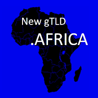 Graphic: new gTLD .AFRICA © DomainMondo.com