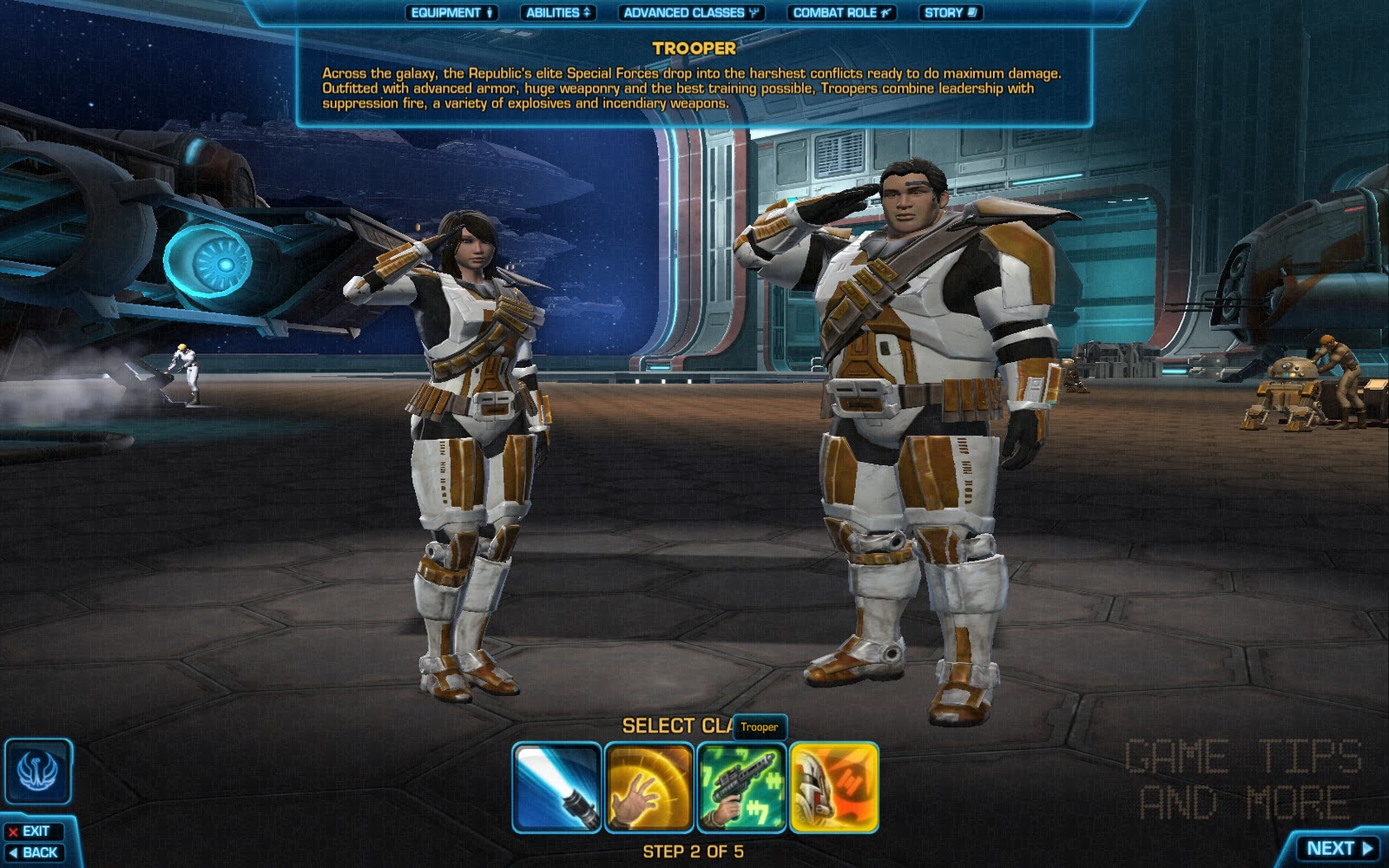 The Game Tips And More Blog: Star Wars: The Old Republic ... - photo#32