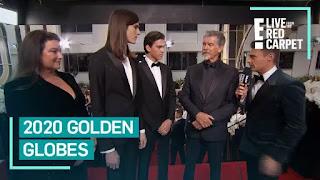 Filhos de Pierce Brosnan são embaixadores do Globo de Ouro
