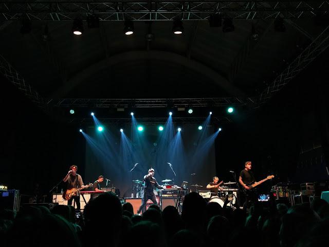 Deaf Havana, Poznań, 07.11.2018