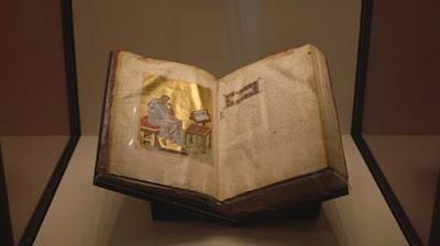 Συντήρηση του αρχείου της Μονής Βλατάδων
