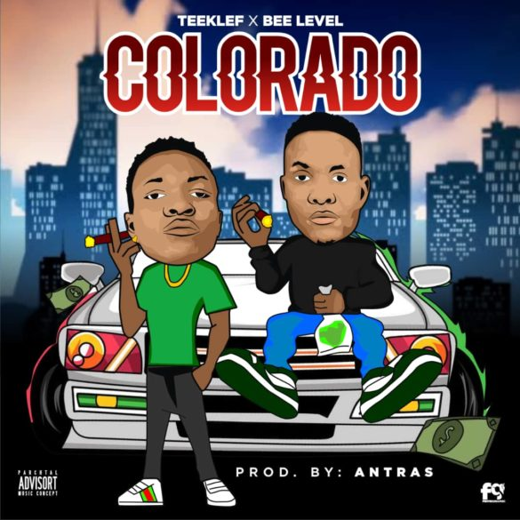 [Music] Teeklef Ft Bee Level – Colorado
