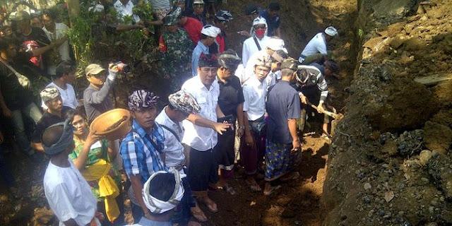 Inilah bukti ada kuburan massal korban tragedi 65