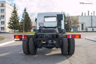KrAZ 4501H2