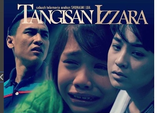Sinopsis cerekarama Tangisan Izara TV3 lakonan Janna Nick dan Raja Afiq, pelakon dan gambar cerekarama Tangisan Izara TV3