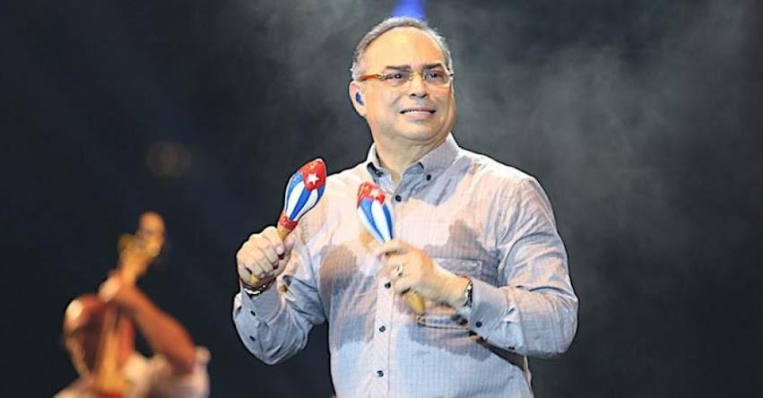 GILBERTO SANTA ROSA EN PERÚ 2019: Cantante puertorriqueño se presentará en el Anfiteatro del Parque de la Exposición de Lima (Concierto Sábado 1 Junio) PRECIO Y VENTA DE ENTRADAS - Teleticket