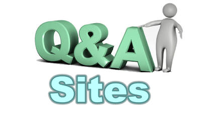Questions and Answers Sites