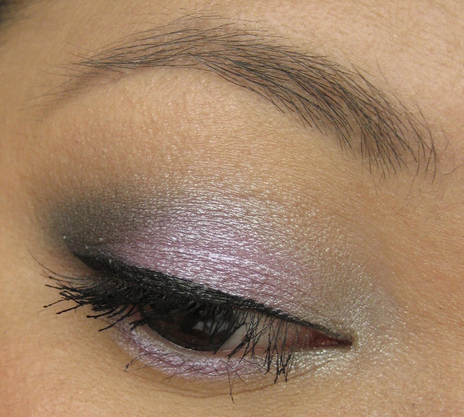 Delicate Hummingbird.: Dior 5 Couleurs Iridescent #089 Smoky Crystal