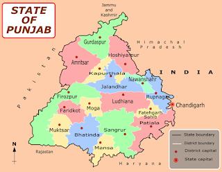Punjab history 2019 update