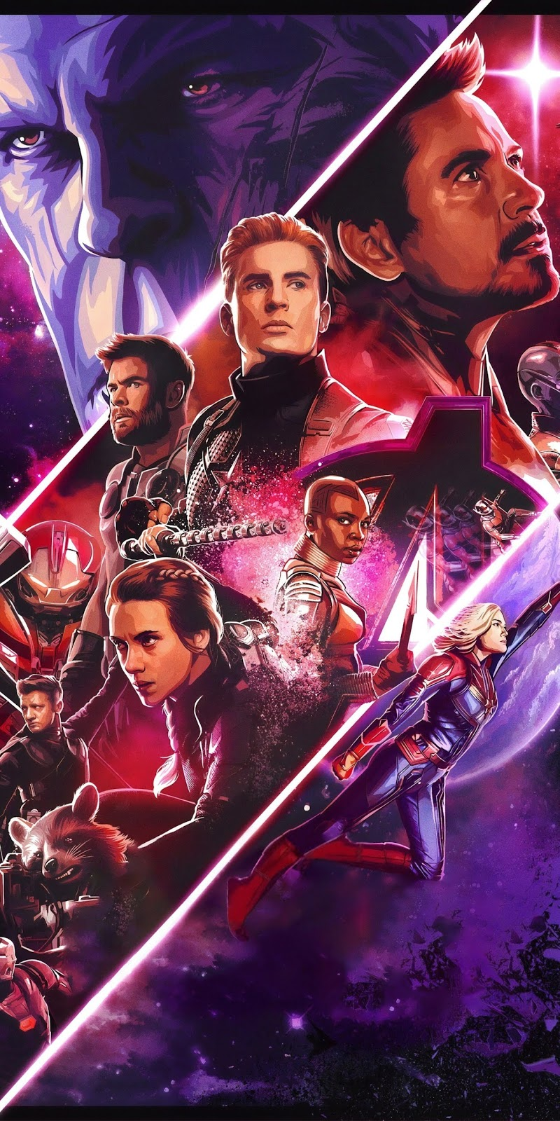 Avengers Endgame Phone Wallpapers Collection 23