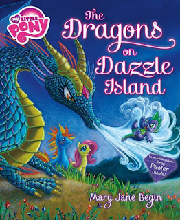 B&N Gets The Dragons on Dazzle Island Exclusive Release