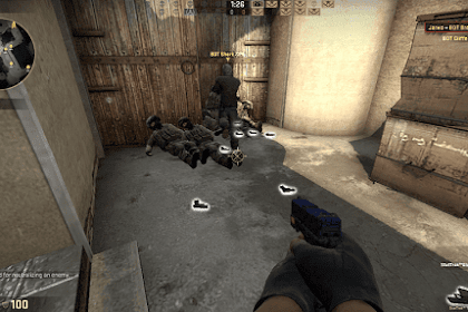 How to Make a Drop Weapon Glowing in  Counter Strike Global Effensive (CSGO)