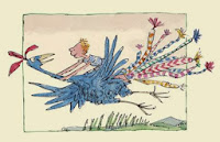 DIRTY BEASTS illustration © 1983 Quentin Blake