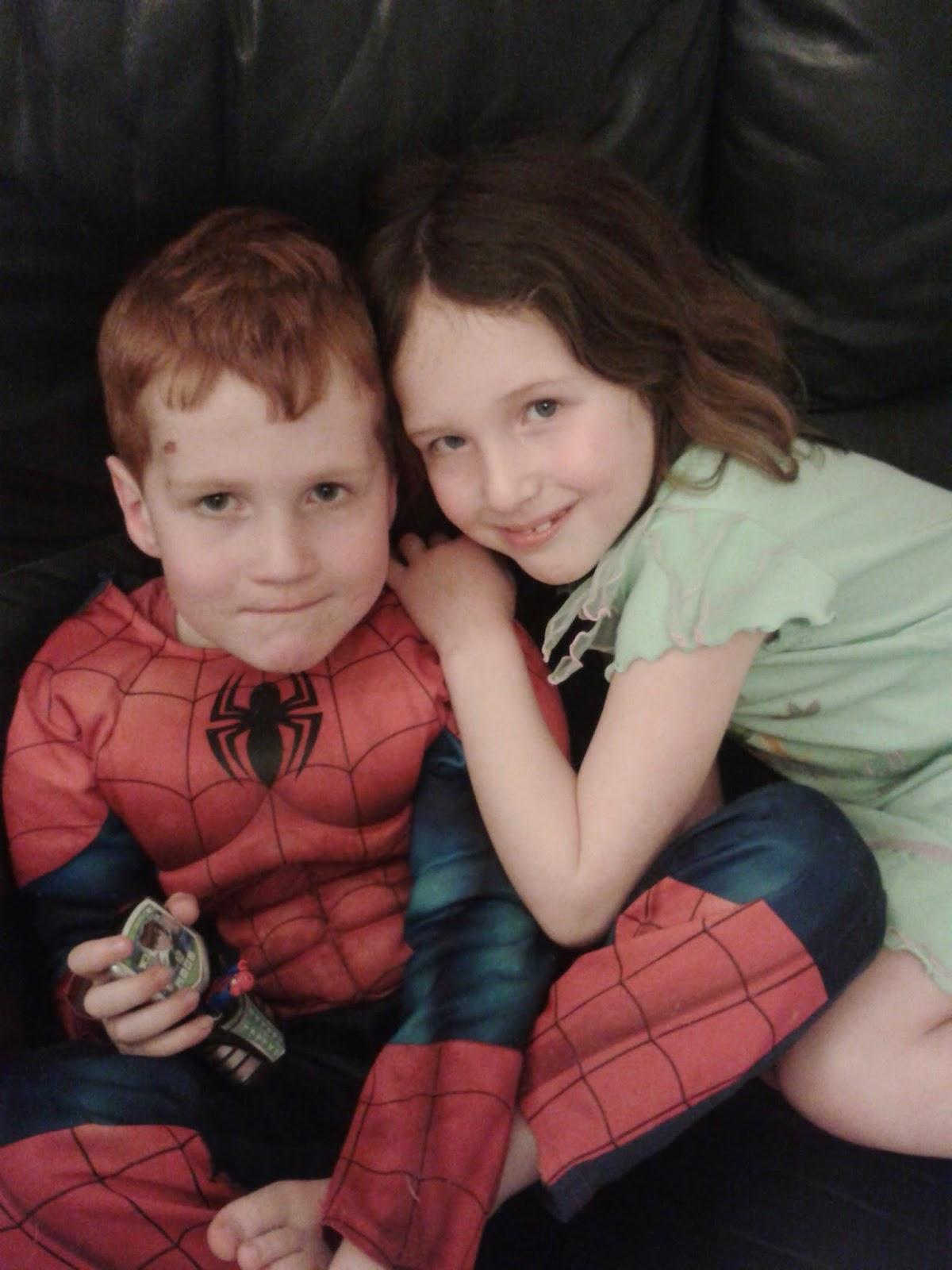 Caitlin & Ieuan Hobbis