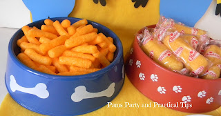 Despicable Me party food
