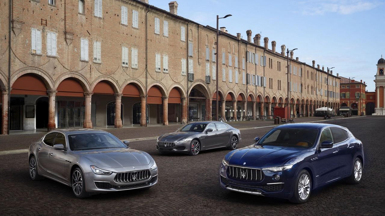 Maserati Levante Release Date Zegna Levante S Q4 GranSport GTS Troveo
