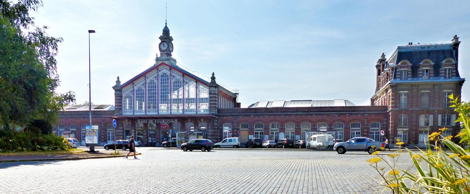 Gare de Tourcoing - 11 Place Semard