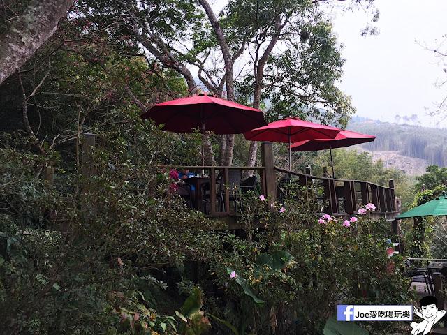IMG 2500 - 【新竹旅遊】六號花園 景觀餐廳 | 隱藏在新竹尖石鄉的森林秘境,在歐風建築裡的別墅享受芬多精下午茶~