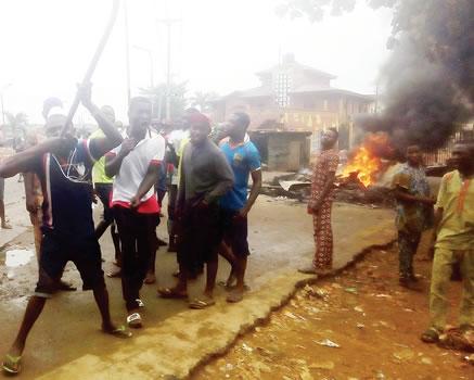 hausa kills yoruba driver