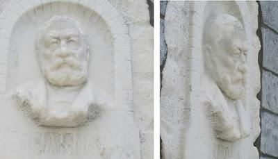 Χαρακτηρισμός ως μνημείων, των υπαίθριων γλυπτών της Σκιάθου