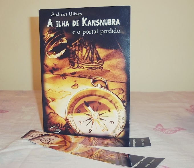 [Resenha] A Ilha de Kansnubra E o Portal Perdido