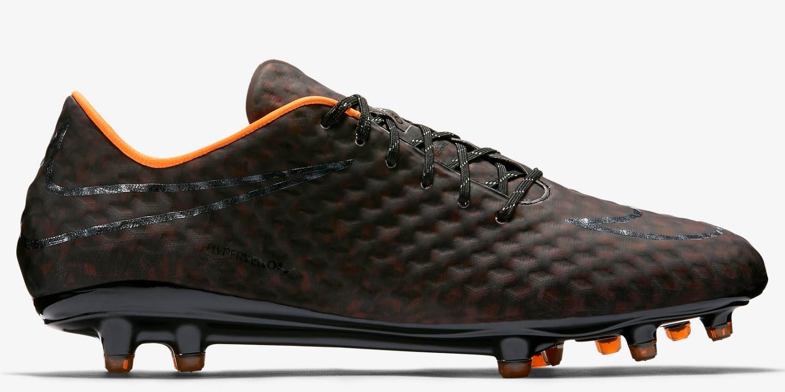 big sale 147c9 27bc8 us sneaker shop 1f1b3 1f021 Nike Hypervenom Phantom Transform SE - Black    Orange ...