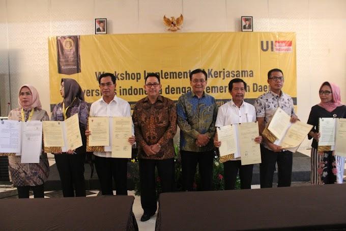 UI Gagas Pertemuan dengan Pemerintah Daerah se-Indonesia